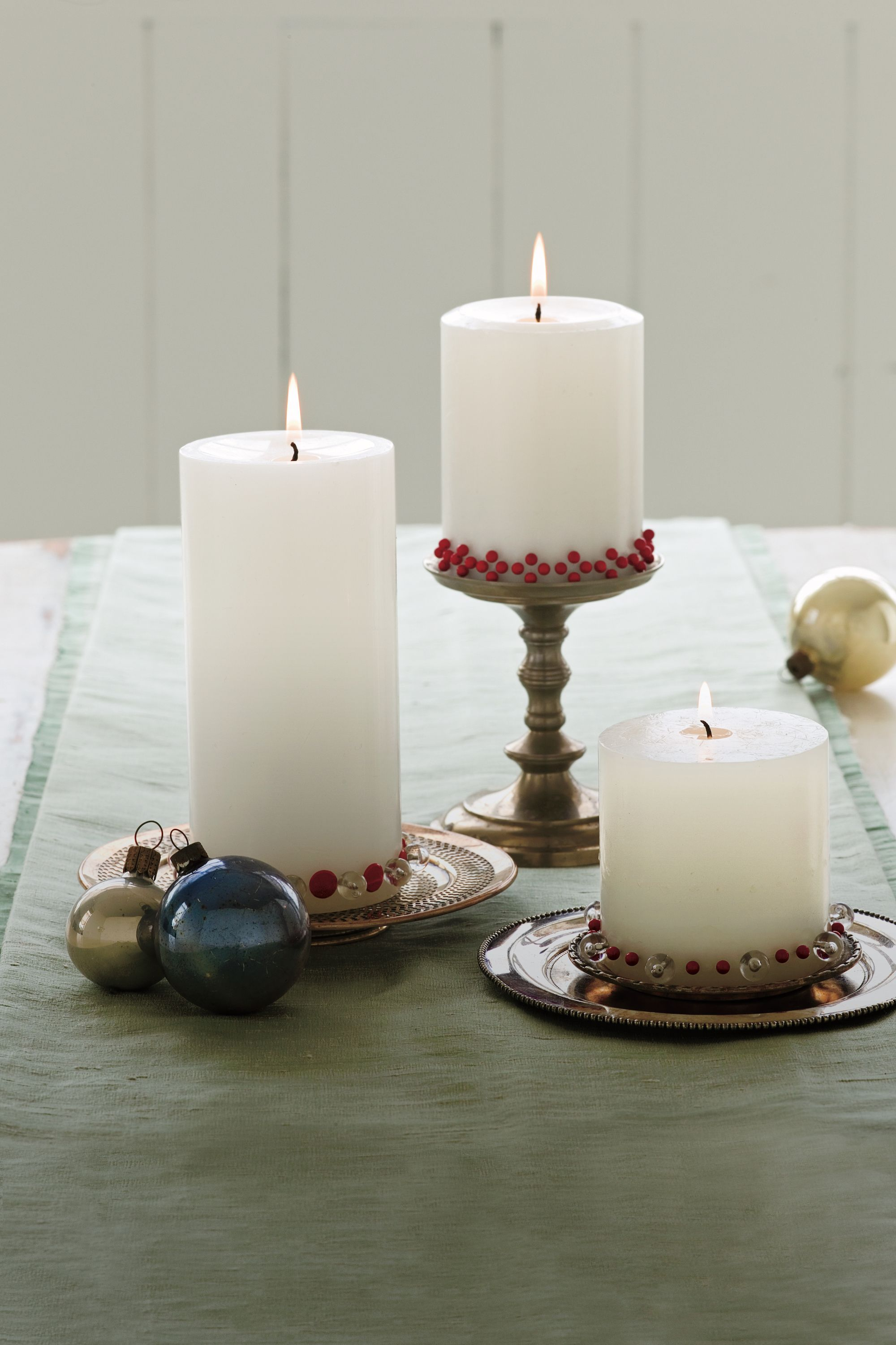 40 Diy Christmas Table Decorations And Settings  Centerpieces &