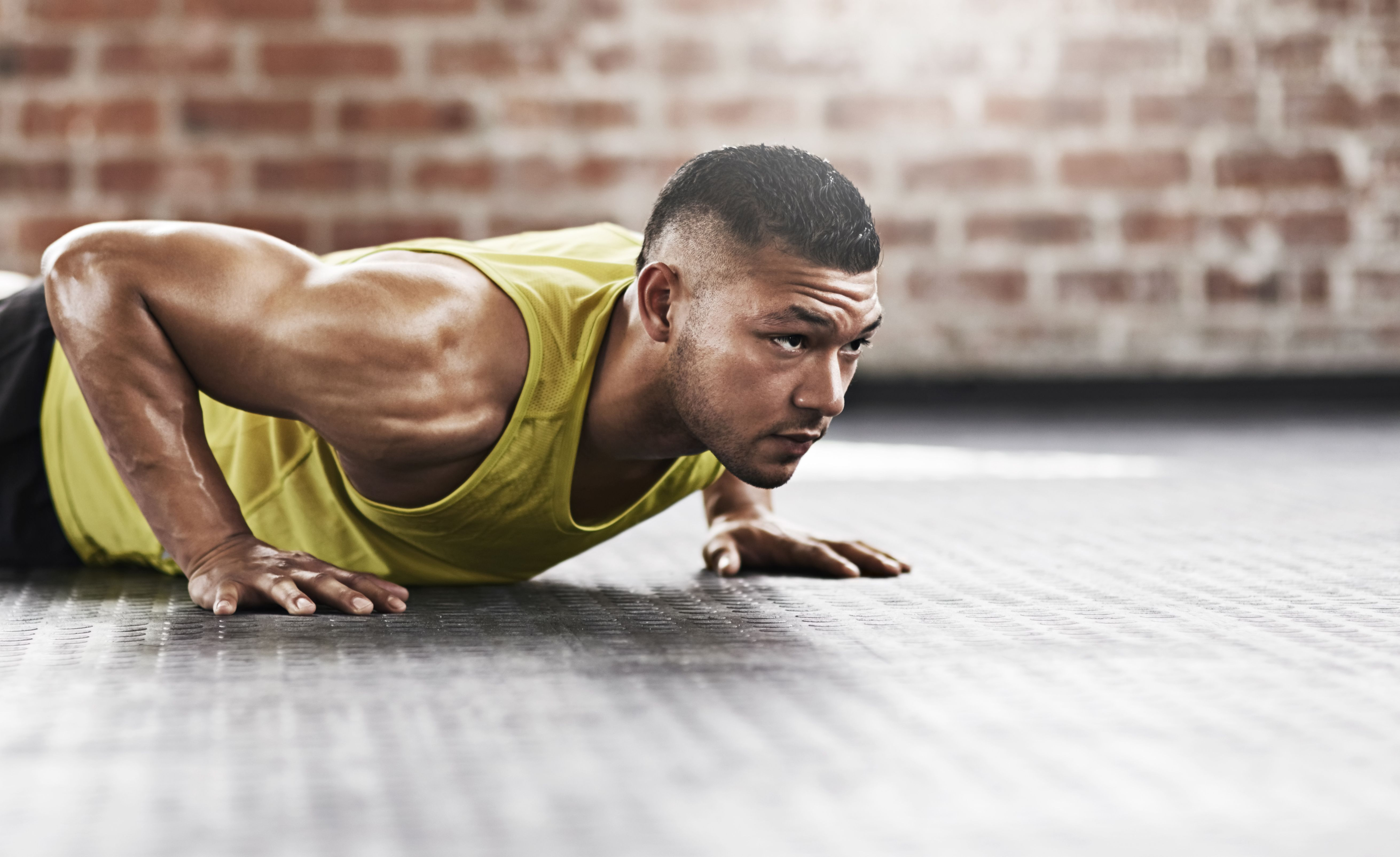 The Total Body Takedown Will Get You Shredded in 30 Minutes