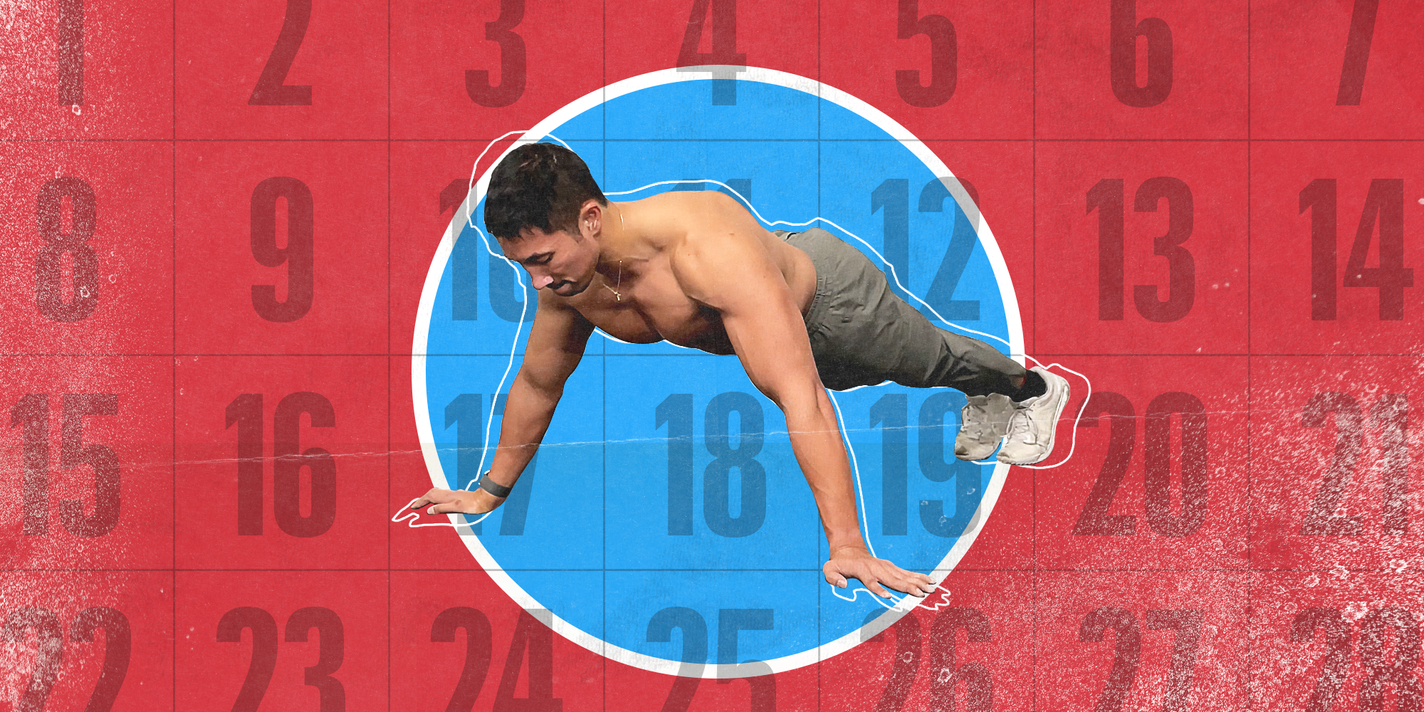 This 30-Day Pushup Challenge Will Make You Stronger