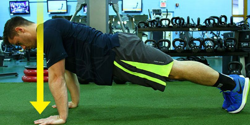Scrawny Cyclist Arms No More! 10 Steps to the Perfect Pushup