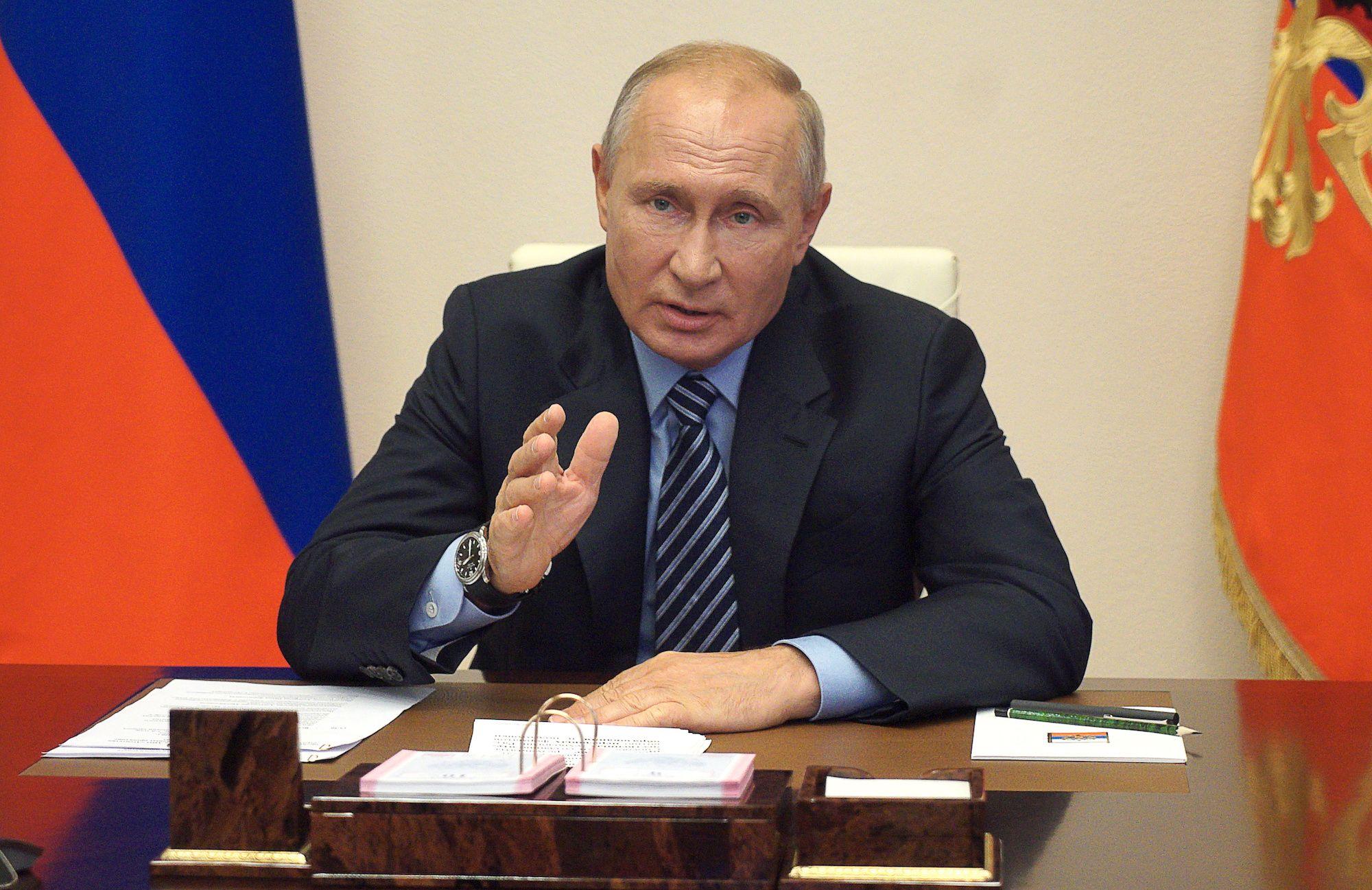 Russian Arctic Region Of Nenets Resists Vladimir Putin