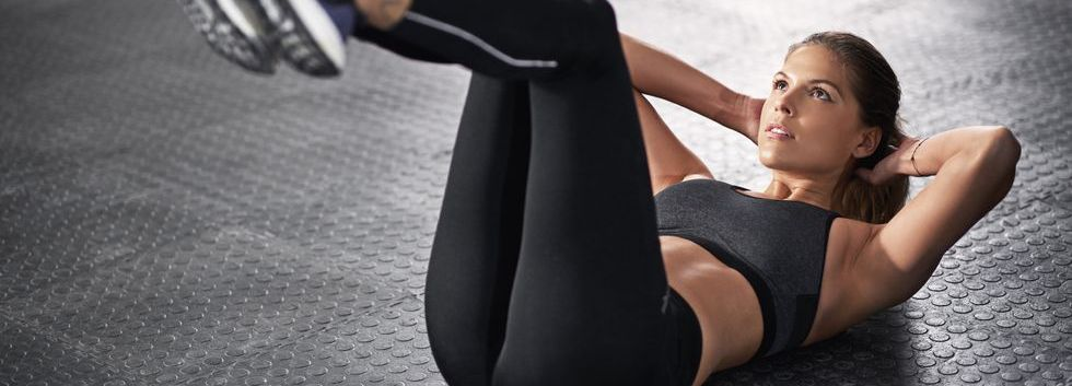 7 Killer Core Exercises That'll Build Insanely Strong Lower Abs