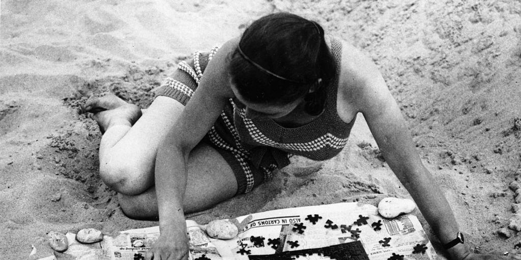 puzzelen, hobby, nk puzzelen, hobby puzzelen