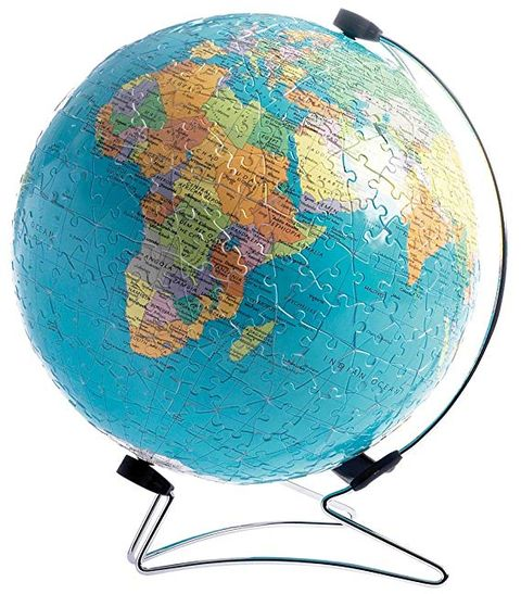 Puzzle Globe Gifts For Tweens