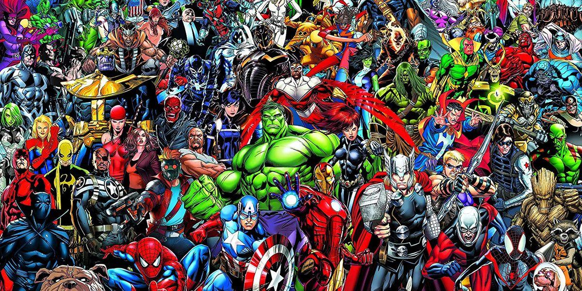 El puzzle de 1000 piezas de Marvel con el que esperar a la Fase 4