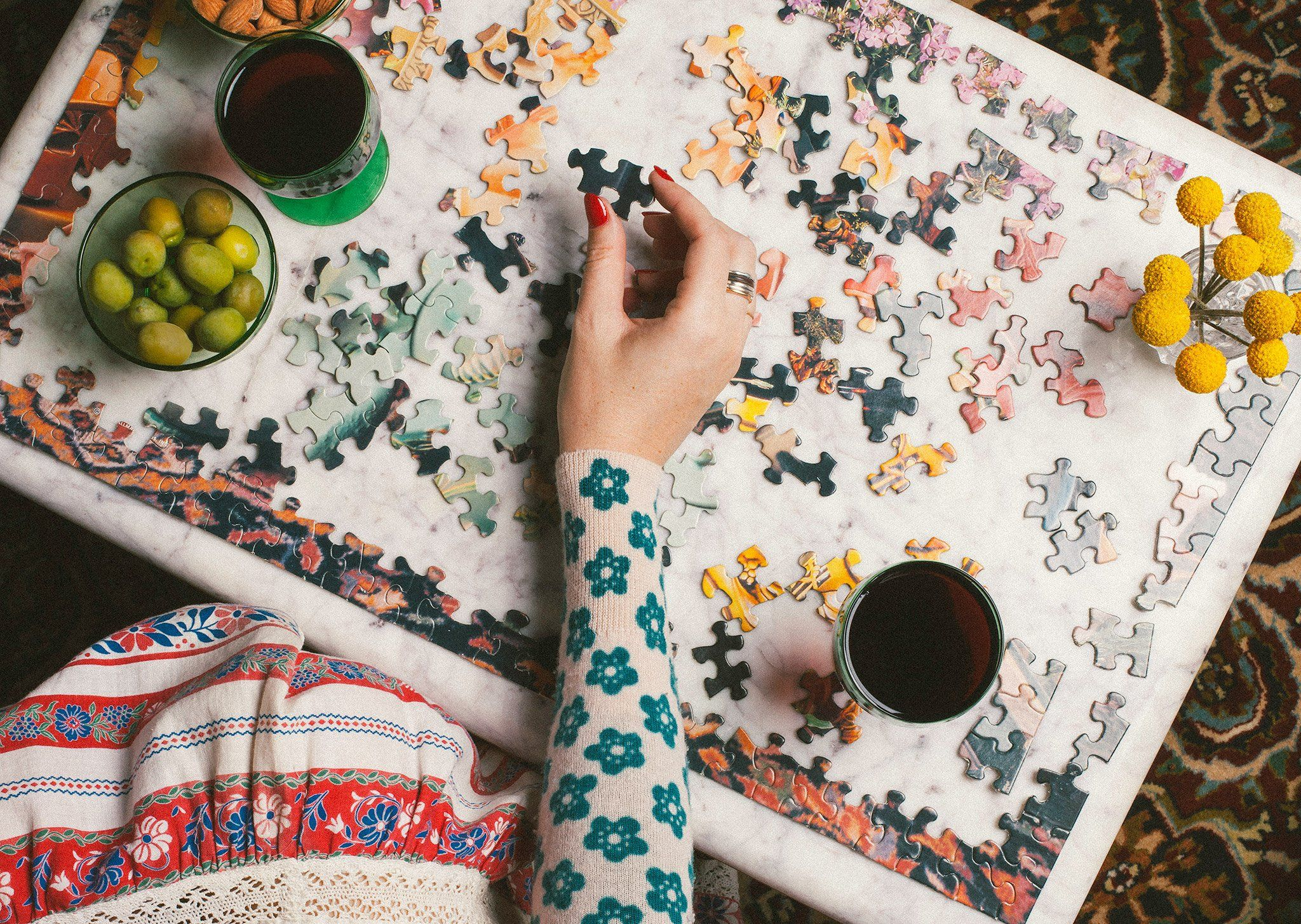 These Are the Best Puzzles for Keeping Busy at Home