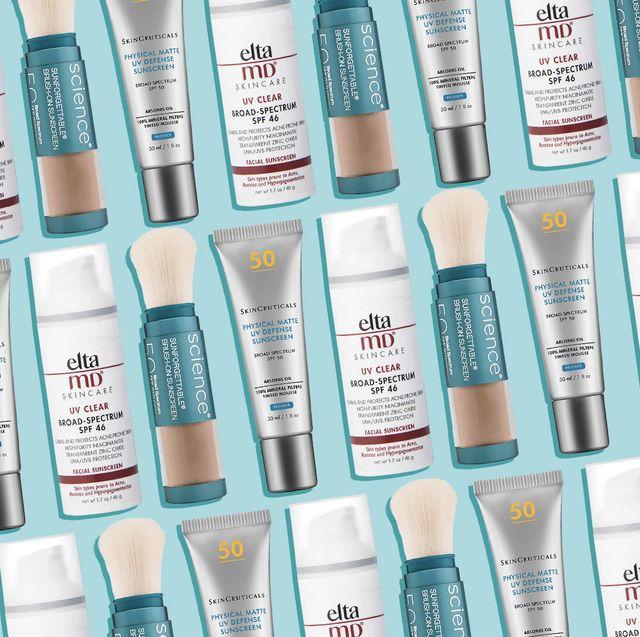 sunscreen for acne prone skin