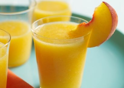 chilled peach shooters