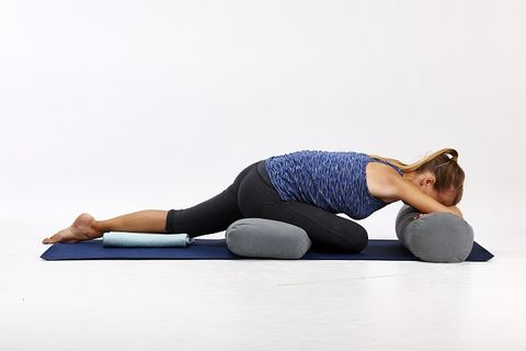 6 restorative yoga poses that will make you feel amazing