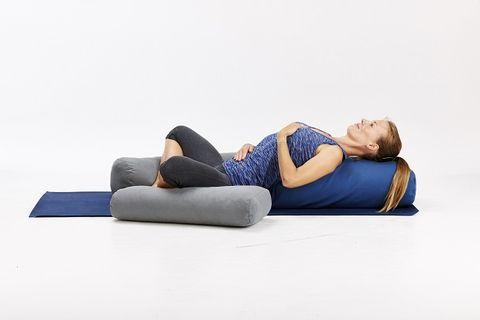 6 restorative yoga poses that will make you feel amazing