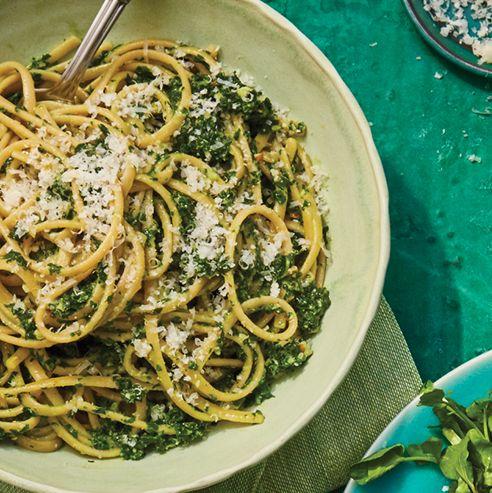kale pasta recipe easy healthy