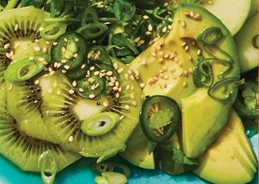 watercress salad with honey lime vinaigrette recipe
