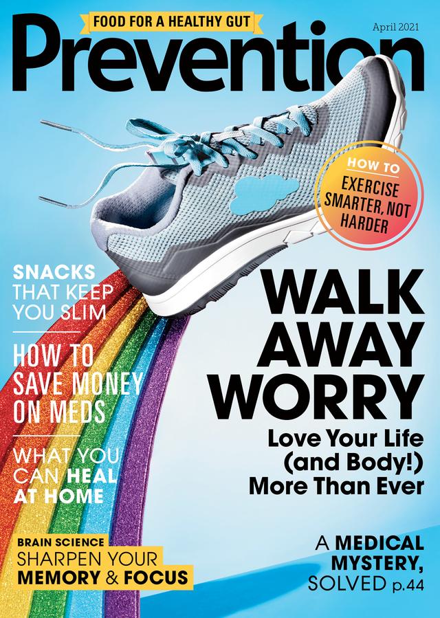 prevention magazine april 2021 cover