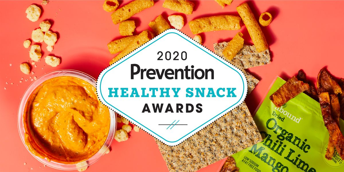 Prevention's Healthy Snack Awards 2020: Everything to Keep Stocked During Quarantine