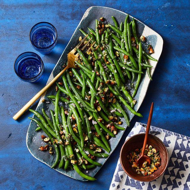 healthy green beans recipe thanksgiving christmas