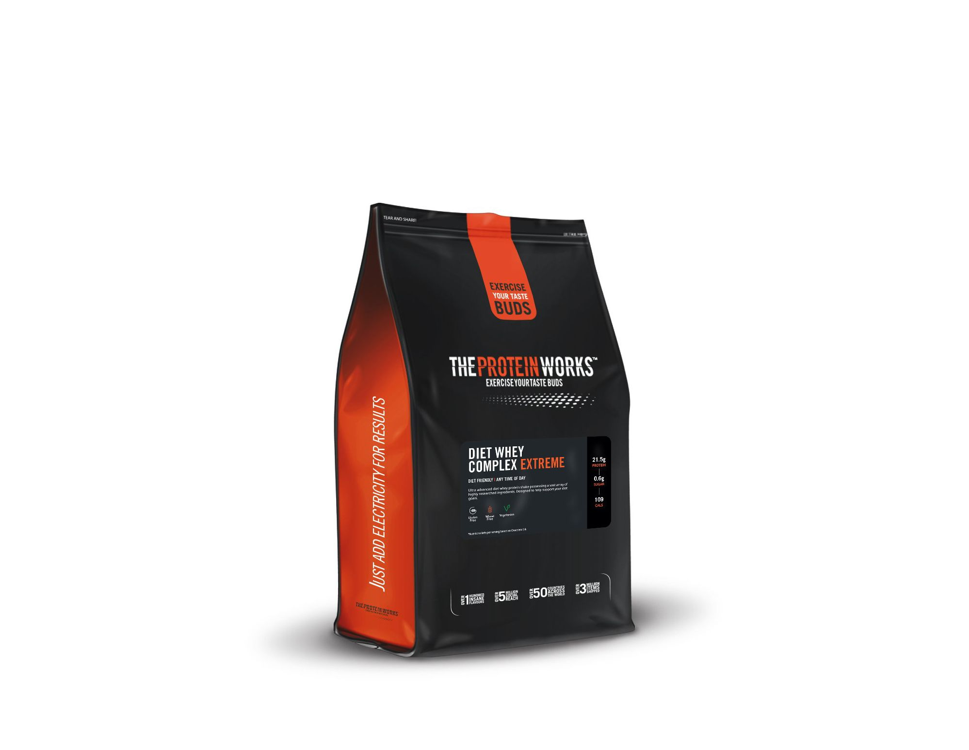 Save up to 53% on Protein Works Supplements in the Amazon Black Friday sale