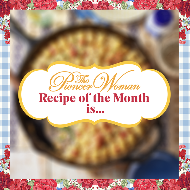 pw recipe of the month october 2021