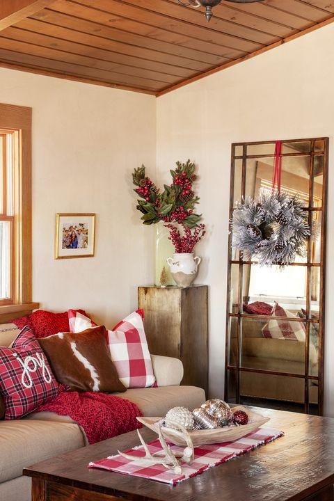 ree drummond lodge christmas decorations