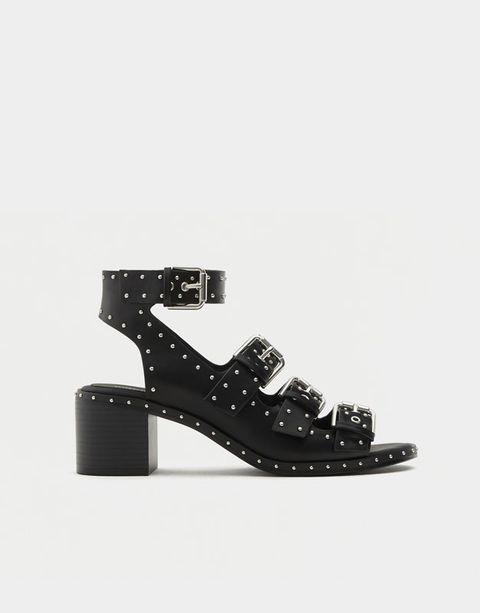 Footwear, Shoe, Slingback, Sandal, Buckle, Wedge, Fashion accessory, Strap,