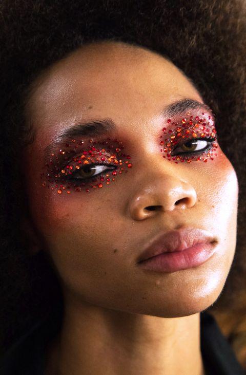 Face, Skin, Lip, Eyebrow, Nose, Head, Beauty, Close-up, Eyelash, Cheek,