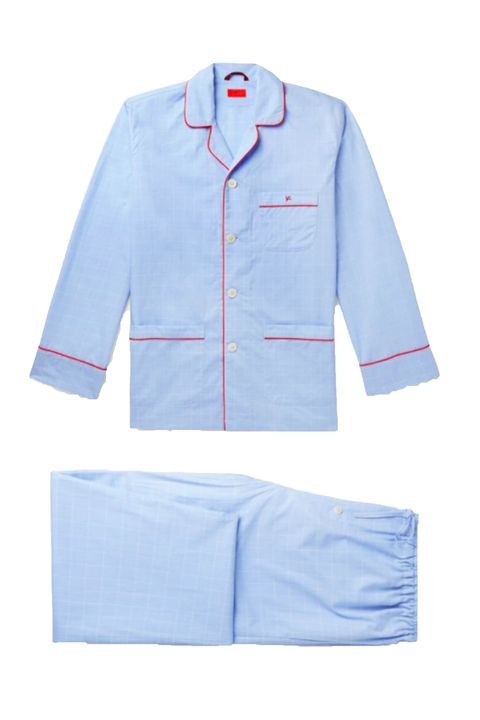 father's day gift guide   isaia pyjamas
