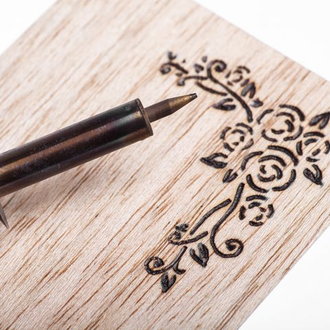 Pyrography: What it is and how to do it