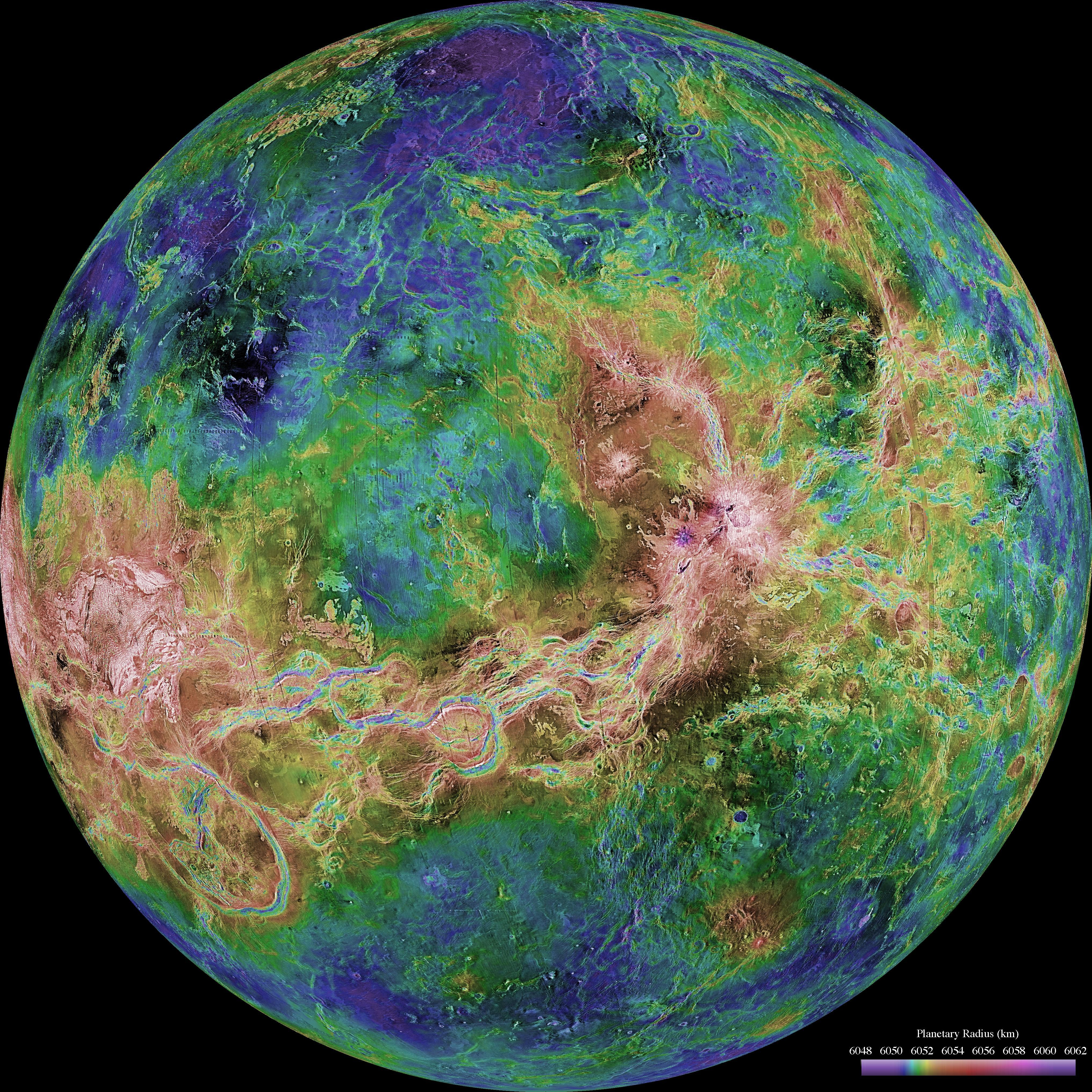 This Is Venus, Earth's Boiling Twin
