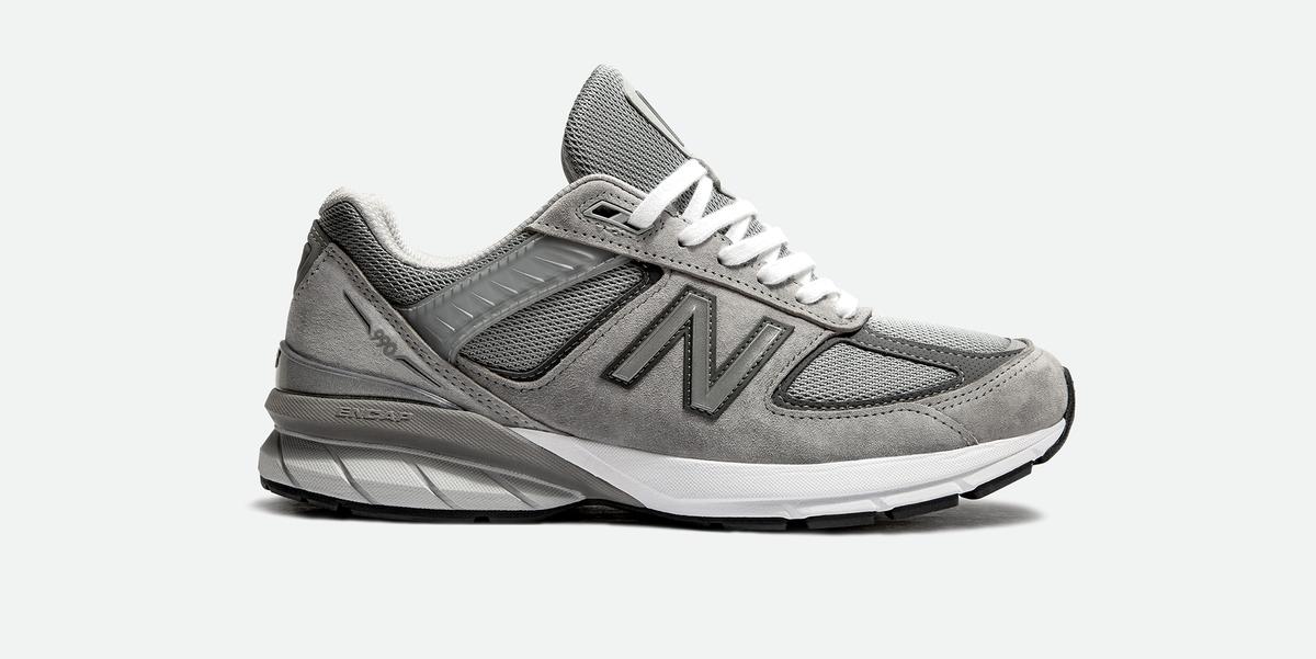 New Balance 990v5: la zapatilla más icónica cumple 30 años