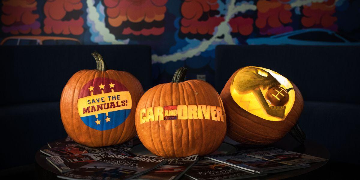 Hyundai Lease Deals >> 10 Car-Themed Pumpkin Carving Ideas