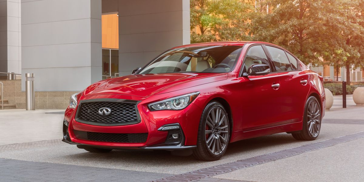 2021 Infiniti Q50 Adds New Trim Level, Price Sees Small ...