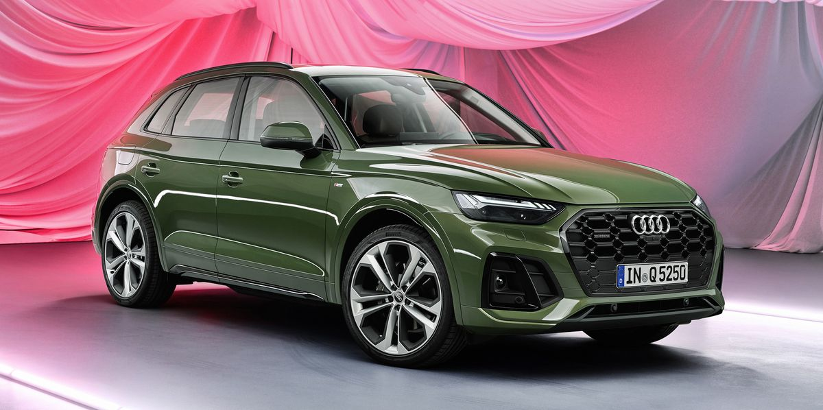 2021 audi q5 looks more modern adds power  newsopener