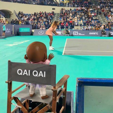 Who Is Qai Qai?