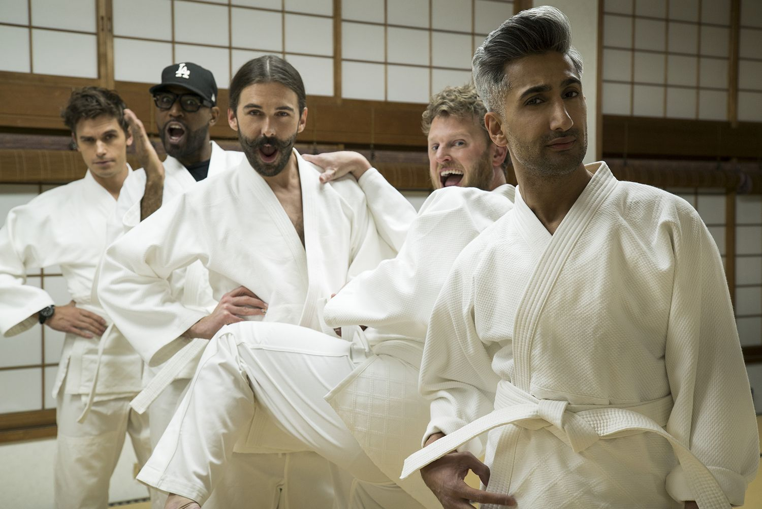 All About the Tear-Jerking Queer Eye: We're in Japan! Special