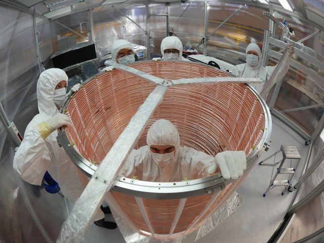 searching for dark matter
