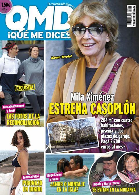 QMD portada 1199Mila Ximénez