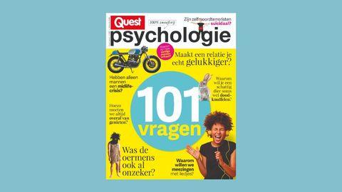 Quest Psychologie 101 vragen special