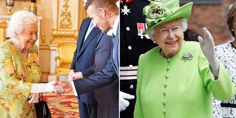 英國女王, 伊麗莎白二世, Queen Elizabeth