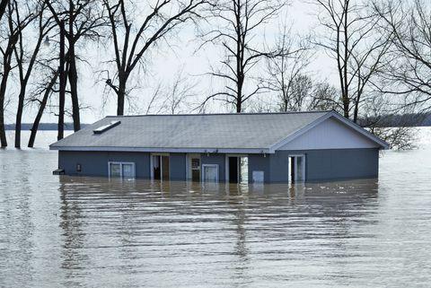 overstromingsgevaar