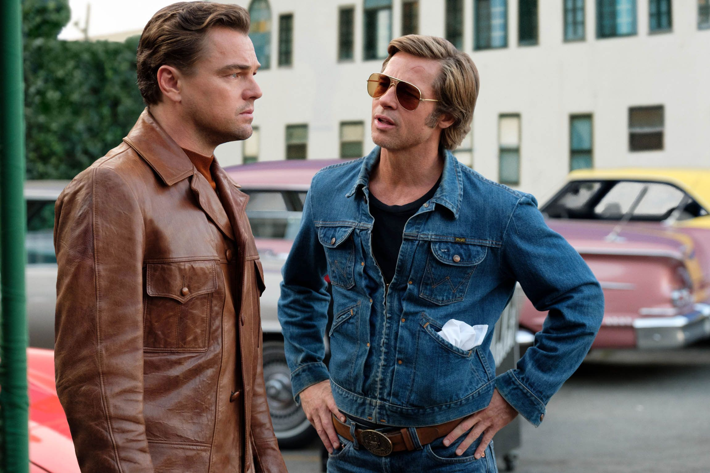 Once Upon a Time in Hollywood\u0027 Costume Designer on How \u002760s