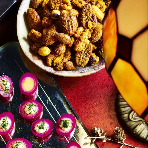 best canape recipes bombay spiced nuts