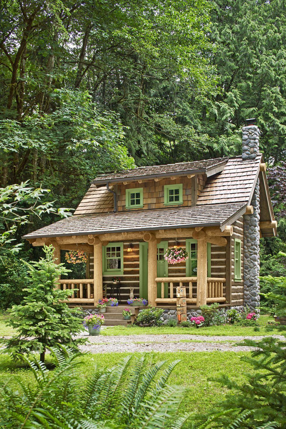 tiny homes quaint little cabin