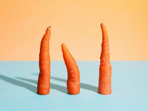 Carrot, Root vegetable, Produce, Orange, Vegetable, Ingredient, Natural foods, Food, Colorfulness, Vegan nutrition,