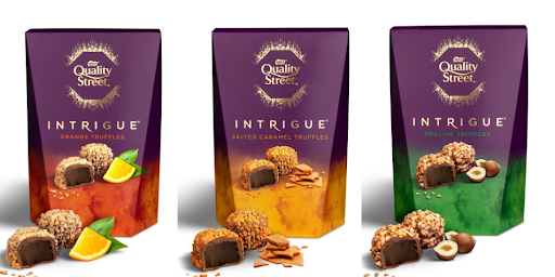 Quality Street launches brand new truffles