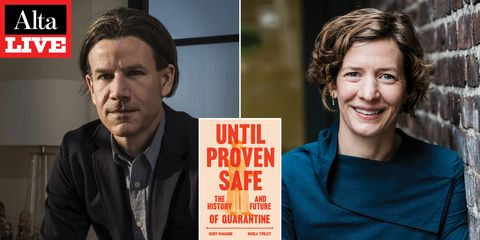 until proven safe the history and future of quarantine