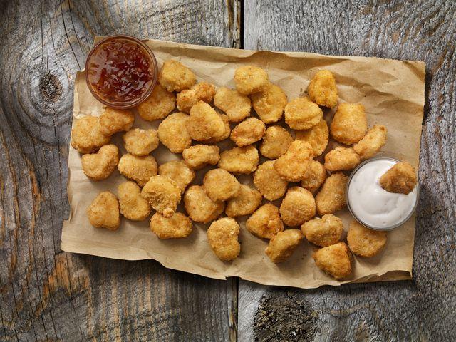 qué comes cuando comes nuggets