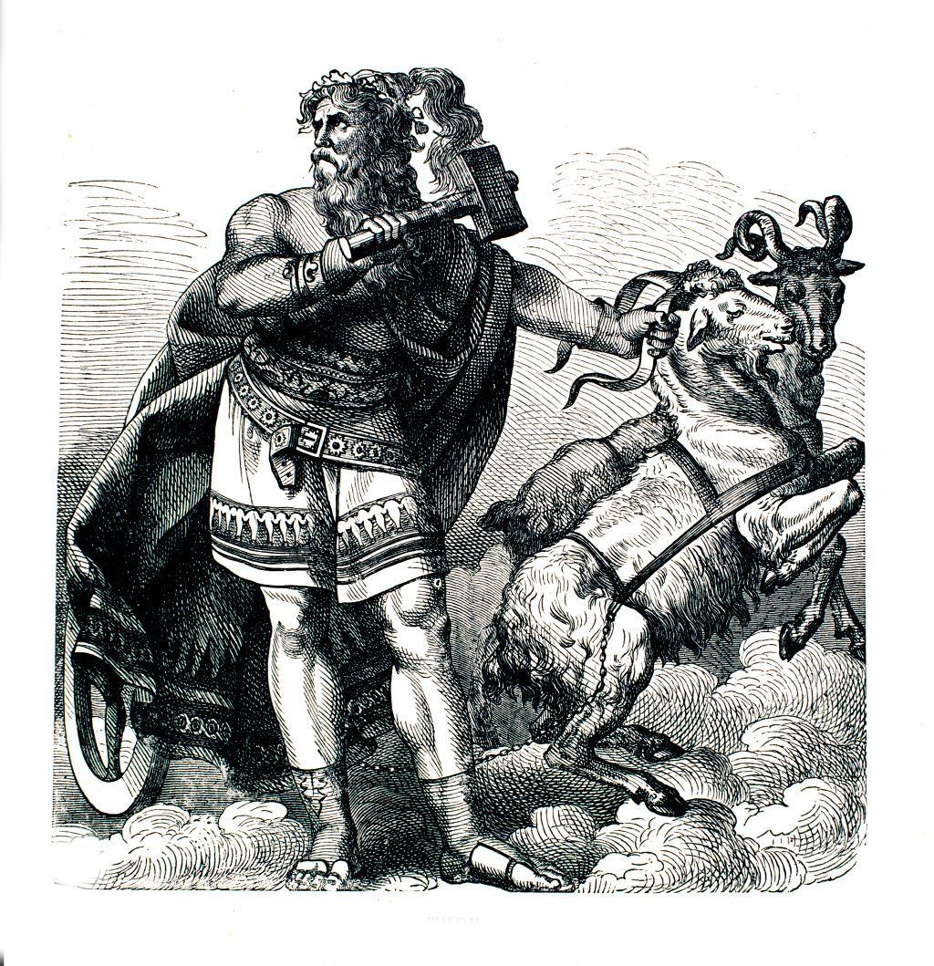 ¿Qué pensaban los vikingos de sus dioses?
