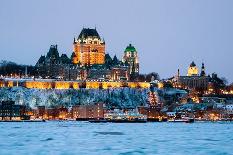 Things to Do in Quebec City at Christmas   Quebec City in Winter