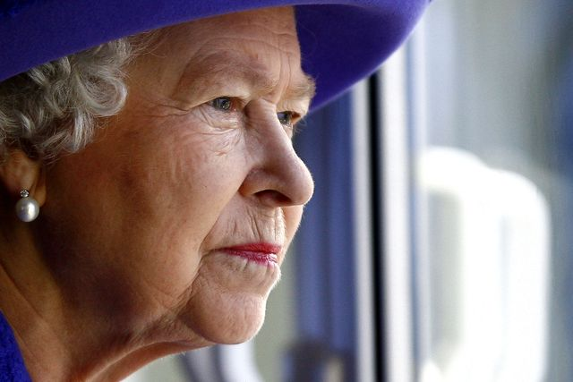 Queen returns to work just four days after Prince Philip death