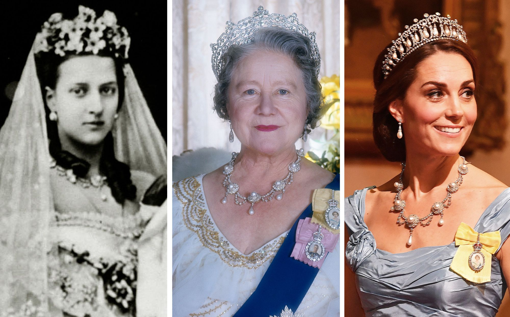 Queen Alexandra's Wedding Necklace