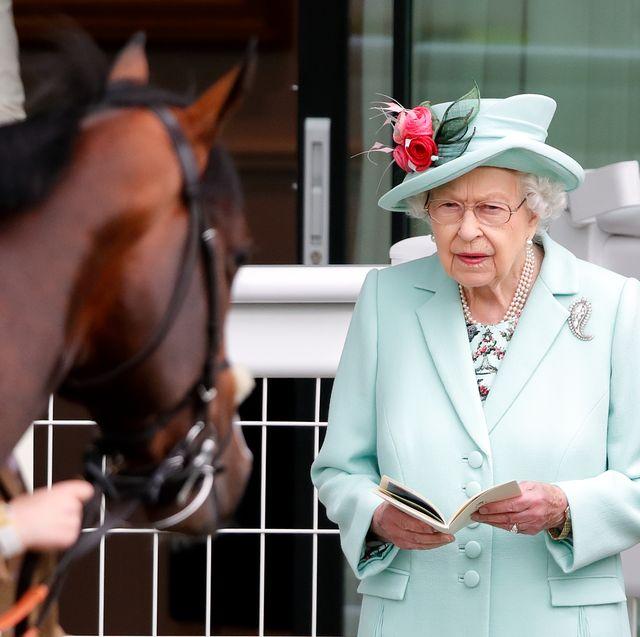 royal ascot queen